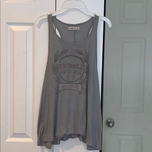 Abercrombie & Fitch Grey Tank Top